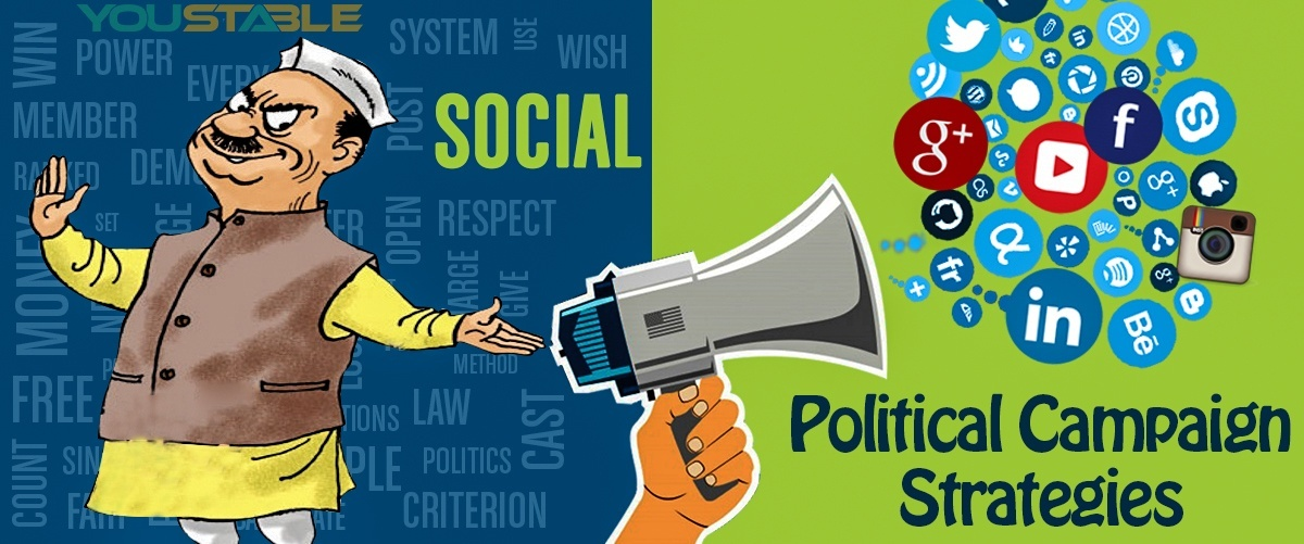 How to run an effective Digital Political Campaign in India? | Tips for an effective Digital Political Campaign