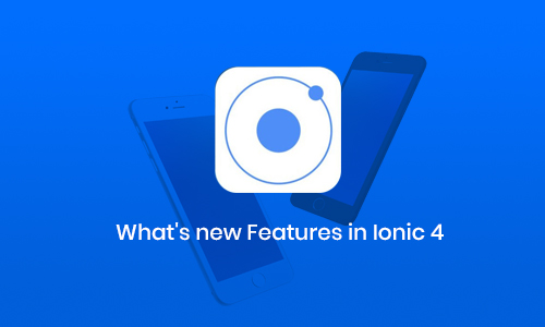 Why Ionic?