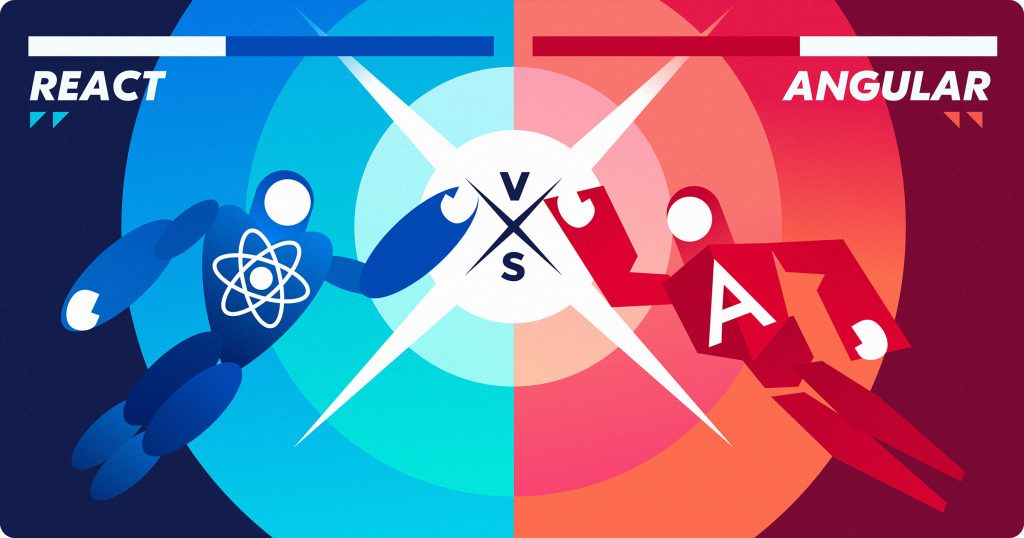 React vs. Angular vs Angular JS. Battle for the Front-End