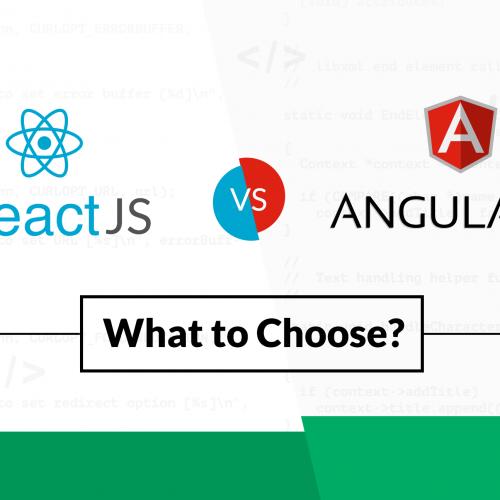 Difference Between Angular, Angular Js And React