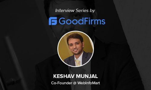 Heading up WebInfoMart, Keshav Munjal Has Built a Reputation with Quality & Convenience in Digital Sphere